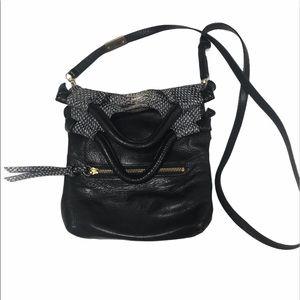Foley + Corrina Lady Tote Leather Crossbody Bag